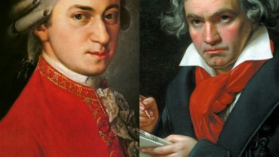 Beethoven je nakon 20 godina prvi put popularniji od Mozarta