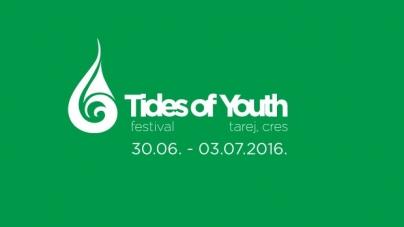 Festival Tides Of Youth u Tareju na Cresu: 4 dana, 4 stagea i više od 50 izvođača