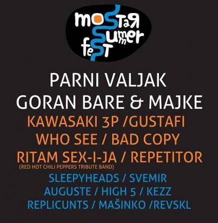 Mostar Summer Fest raspisao konkurs za volontere