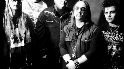 Američki punkeri Poison Idea u subotu u AKC Attacku