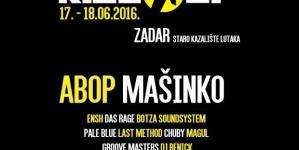 ABOP i Mašinko – Vrijeme je za Rise Up festival 2016.