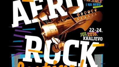 Rok festival i aero-miting u julu u Kraljevu