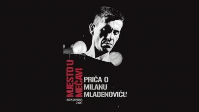 """""""Mjesto u mećavi – Priča o Milanu Mladenoviću"""" prvo hrvatsko izdanje u prodaji"""