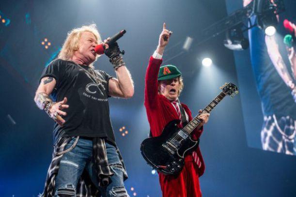 AC/DC i Axl Rose planiraju novi album