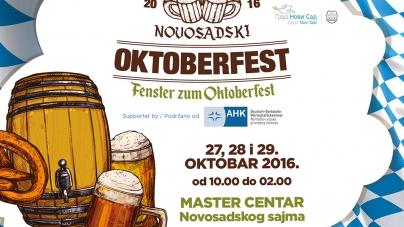Oktoberfest stiže u Novi Sad