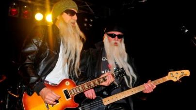 ZZ Top i AC/DC tribute bendovi u klubu Sax!