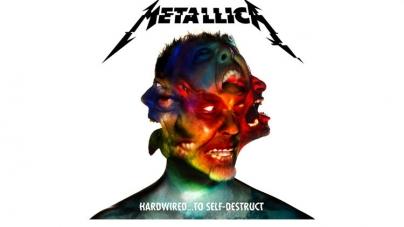 Procurio kompletan novi album Metallice