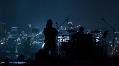 Laibach & Simfonijski orkestar RTV Slovenije u Lisinskom