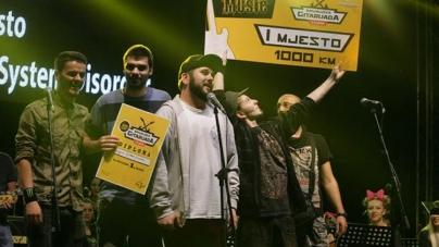 """Logic System Disorder"" pobjednik Banjalučke gitarijade 2016."