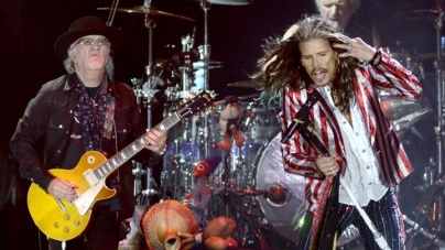 Raspada se Aerosmith
