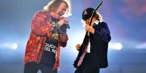 AC/DC nasamarili Ganse u Australiji