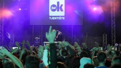Fantastičnim nastupima Ede Maajke, Kultur Shocka i Viva Vox-a završen treći OK Fest