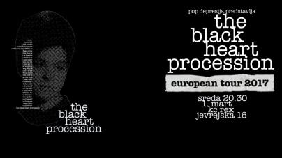 The Black Heart Procession počinju evropsku turneju u Beogradu