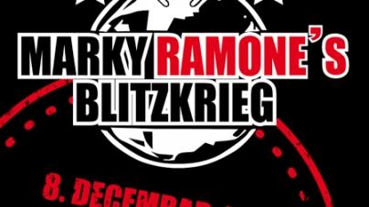 "Poznata satnica koncerta ""Marky Ramone's Blitzkrieg"""