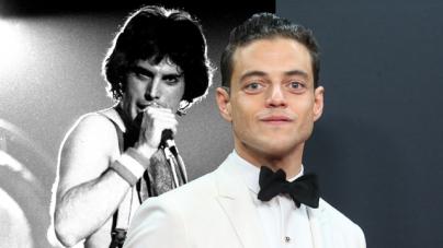 'Bohemian Rhapshody' Rami Malek kao Freddie Mercury