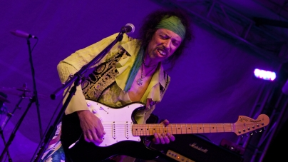 Randy Hansen oživio Jimi Hendrixa