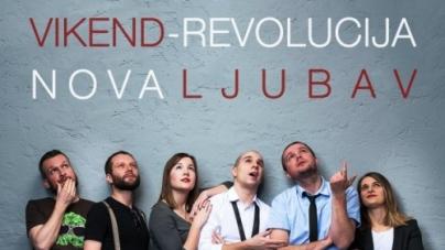 "Vikend-revolucija predstavlja novi singl ""Nova ljubav"""