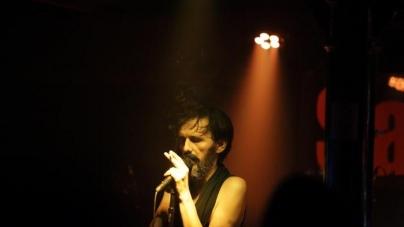 Goran Bare oduševio publiku u Saxu i predstavio novu pjesmu