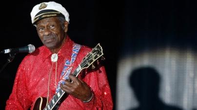 Preminuo legendarni Chuck Berry, otac rokenrola