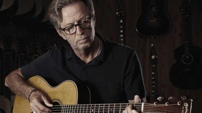 Eric Clapton otvorio dušu: 'Postajem gluh, a sve teže sviram zbog bolova u rukama'