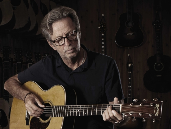 """Eric Clapton: """"Moja glazba je moja ostavština"""""""