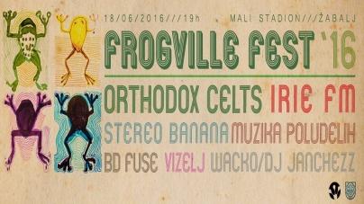 Frogville: Atmosfera koju sečeš nožem