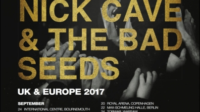 Nick Cave & The Bad Seeds u oktobru u Beogradu i Ljubljani