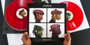 'Demon Days' Gorillaza dobiva svoje vinil reizdanje