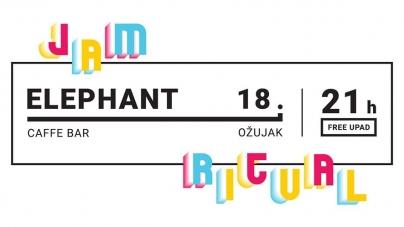 Jam Ritual večeras u varaždinskom Elephantu
