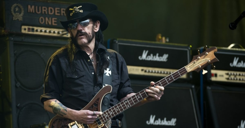 Snima se biografski film o Lemmyju, frontmenu grupe Motörhead
