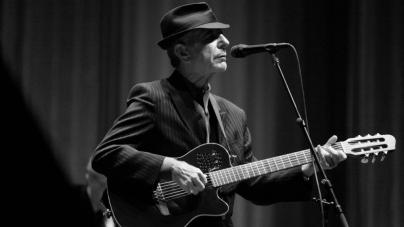 U pripremi posthumni album Leonarda Cohena