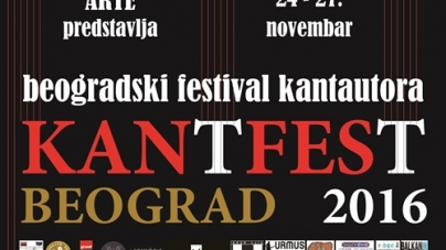 Kantfest od 24. do 27. novembra u Beogradu