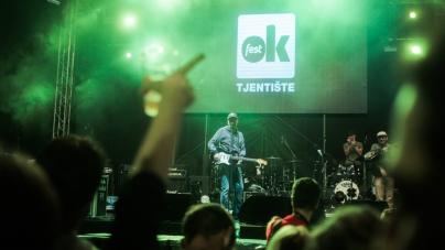 Publika uživala uz najveće hitove regionalnih zvijezda prve večeri OK Fest-a