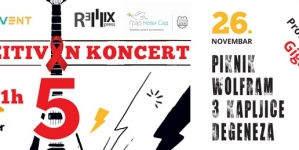 Kompletiran program novosadskog Pozitivnog koncerta, ulaznice u prodaji