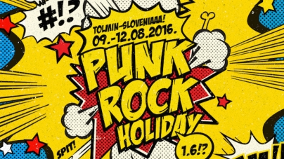 U Tolminu Punk rock holiday festival od 9. do 12. avgusta