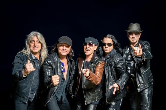 Scorpionsi po prvi put u Sloveniji