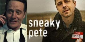 "Brajan Krenston u novoj seriji ""Sneaky Pete"""