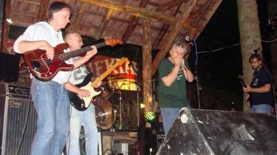 Počeo džez festival na Zelenkovcu