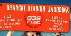 Humanitarni koncert 22. aprila u Jagodini