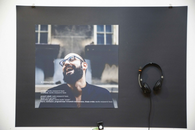 "Promocija albuma Marka Luisa: ""Beskraj"" pod uticajem balkanske i orijentalne muzike"