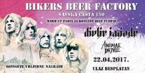 Warm up party za Deep Purple sutra u zagrebačkoj Areni