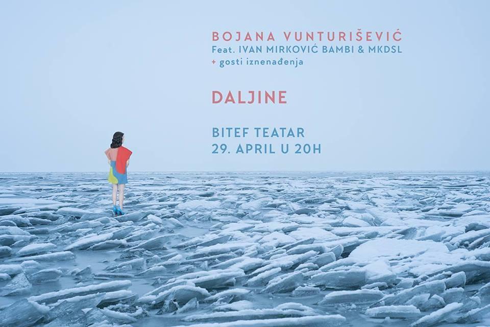Bojana Vunturišević Daljine