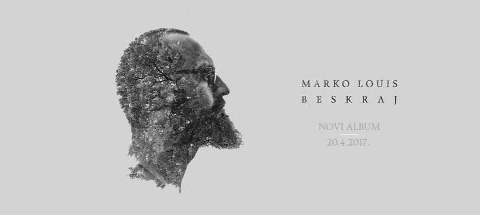 Marko Louis predstavlja novi album u UK Parobrod