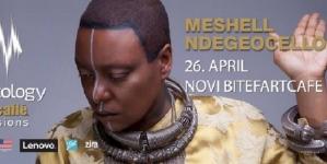 Meshell Ndegeocello sutra u klubu Bitefartcafe