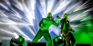 The Prodigy podigao Sea Star na festivalsko nebo Europe