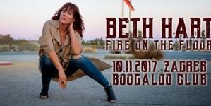 Rasprodana gotovo polovica ulaznica za koncert Beth Hart u klubu Boogaloo