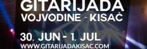 Poziv bendovima na Gitarijadu Vojvodine