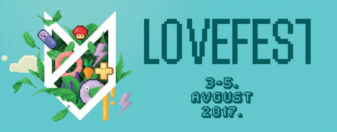 Lovefest objavio listu bendova za Live Stage