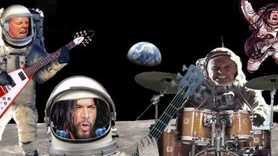 Metallica želi biti prvi bend koji će imati koncert u svemiru