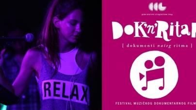 Sara Renar na otvaranju drugog Festivala muzičkog dokumentarnog filma DOK'N'RITAM